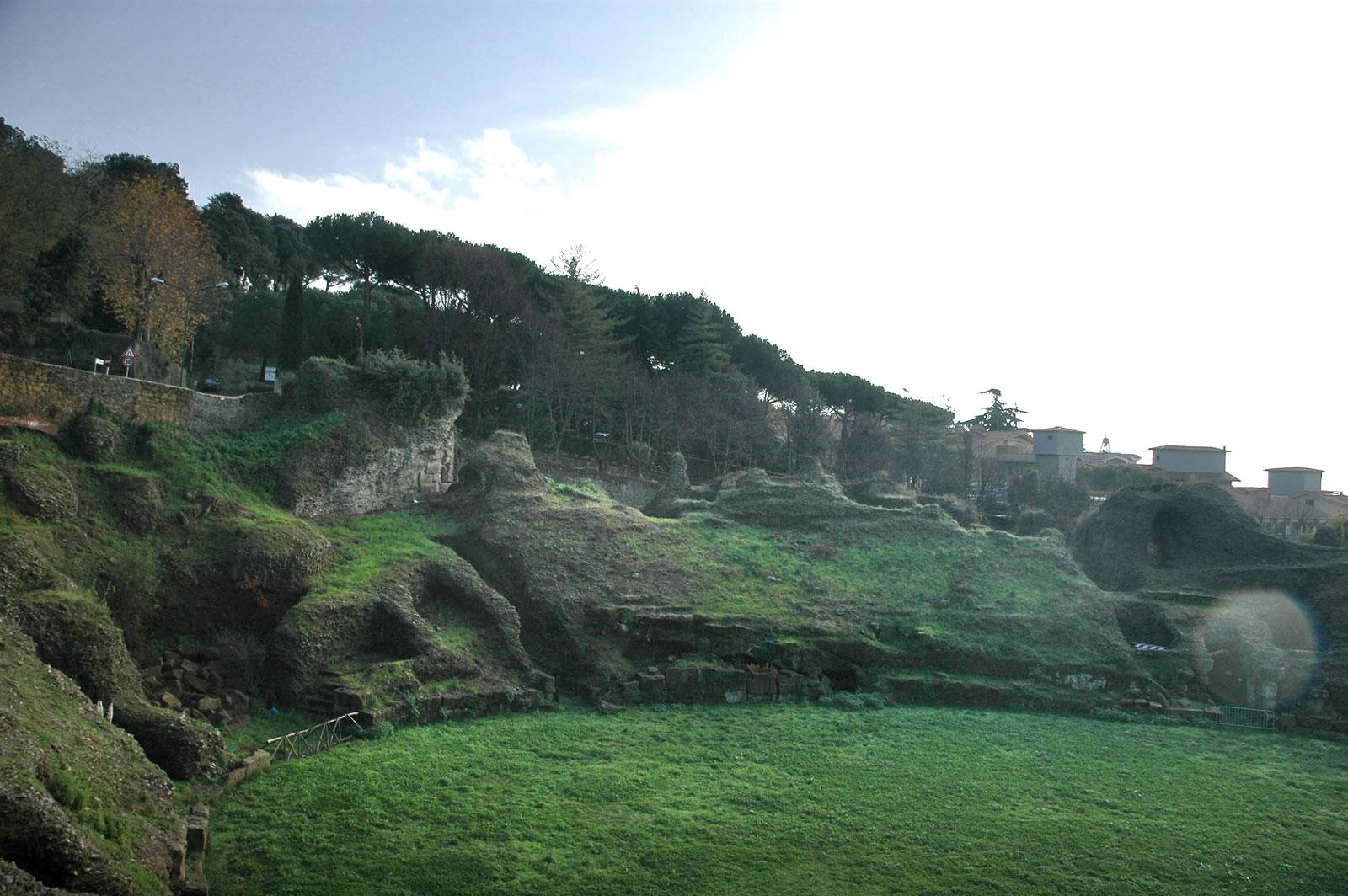 Albano Laziale, Anfiteatro Romano
