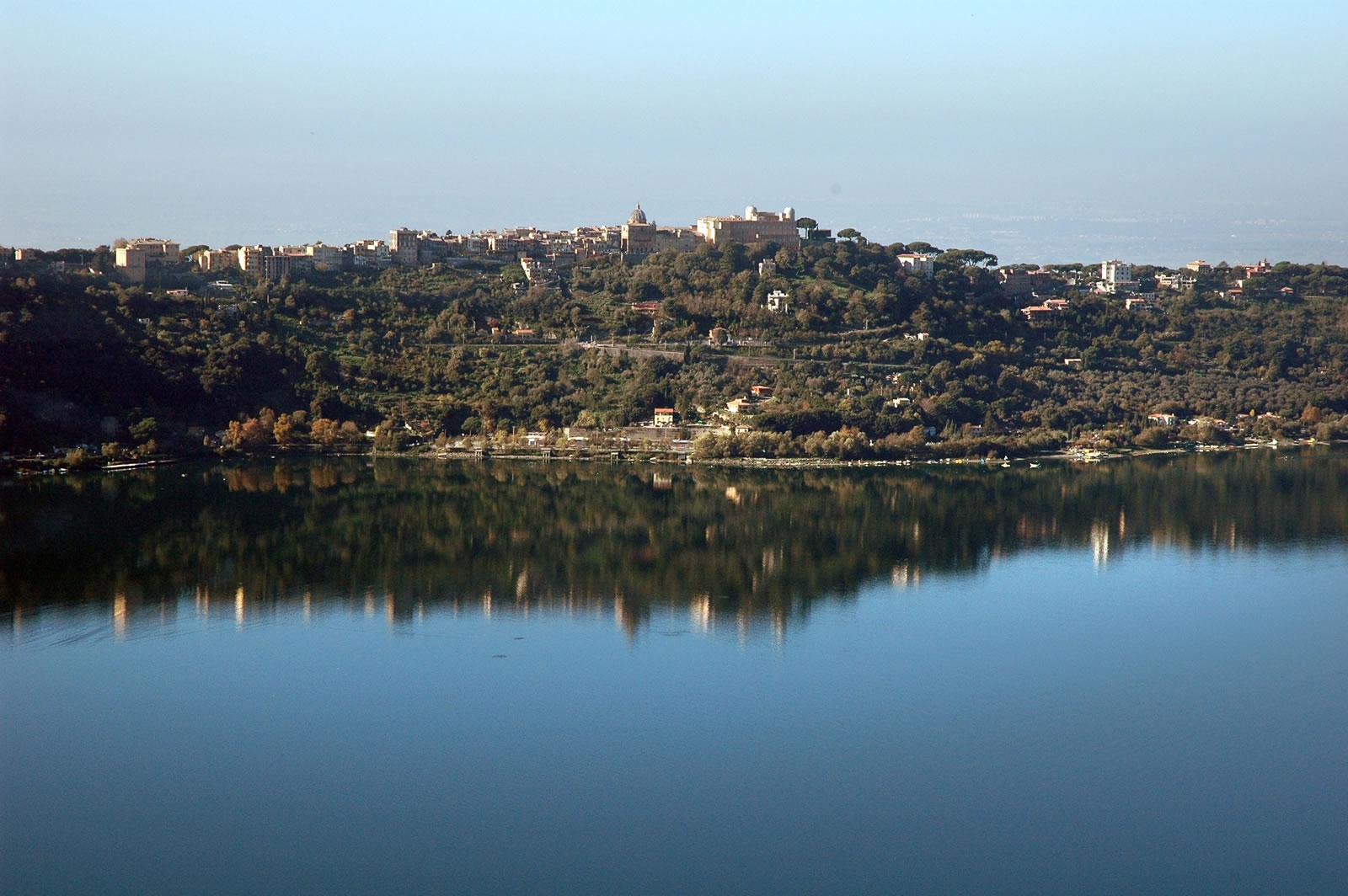 Lago di Albano e Castelgandolfo