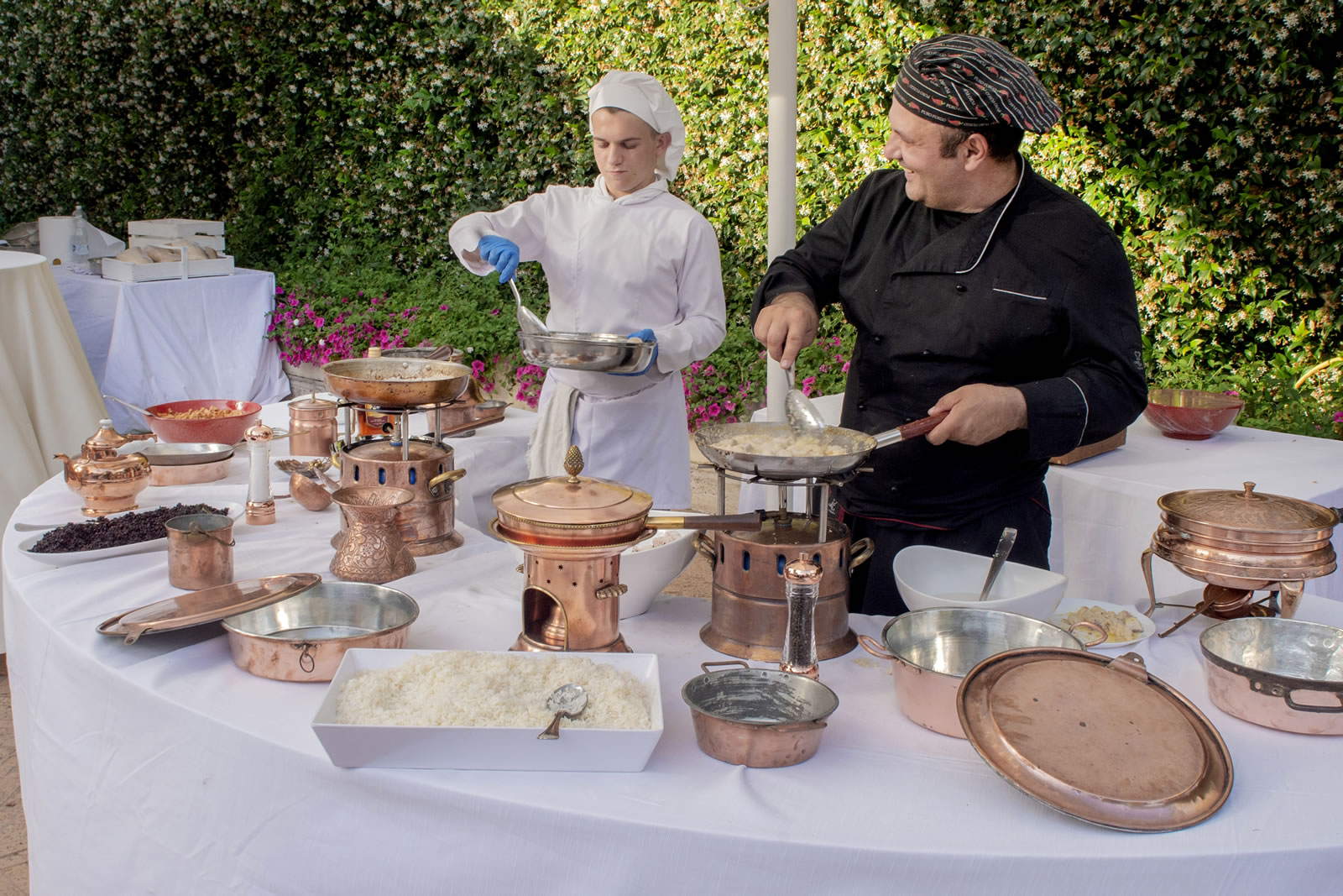 Chef - show cooking