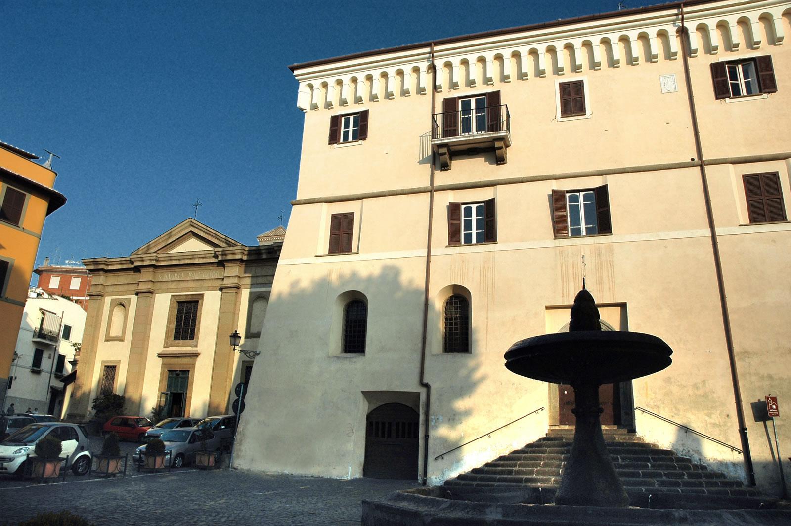 Frascati, Palazzo Vescovile