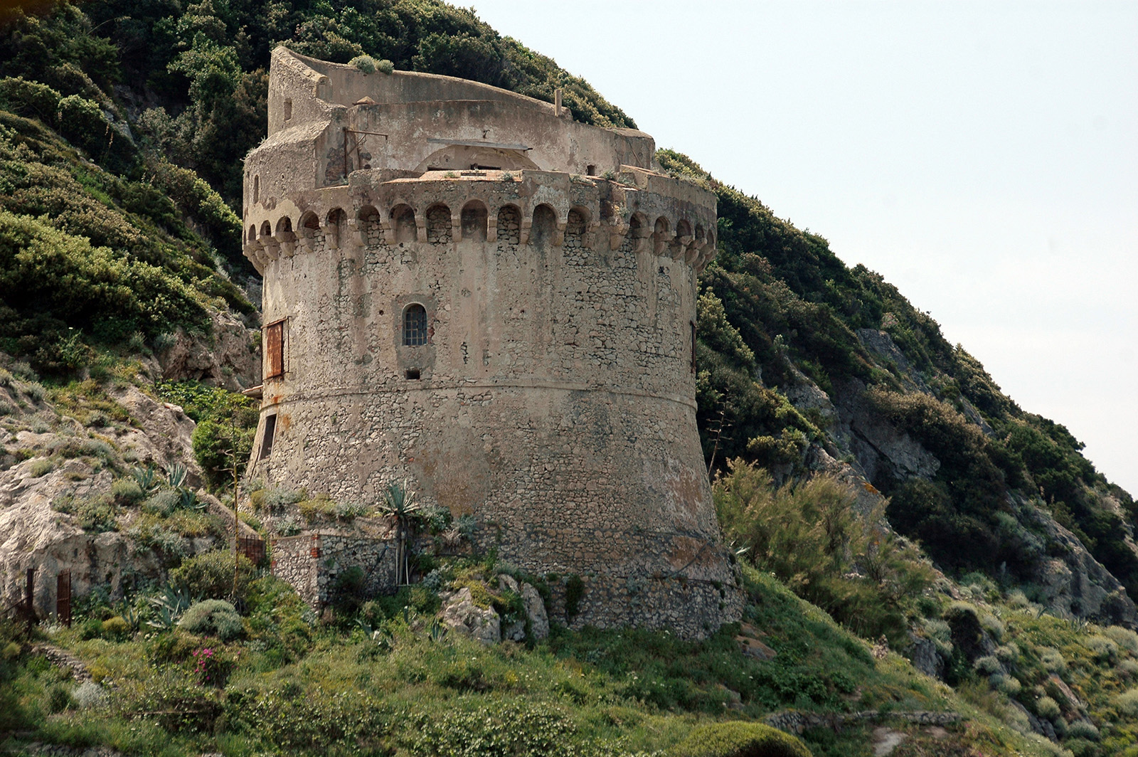 Circeo, Torre Paola