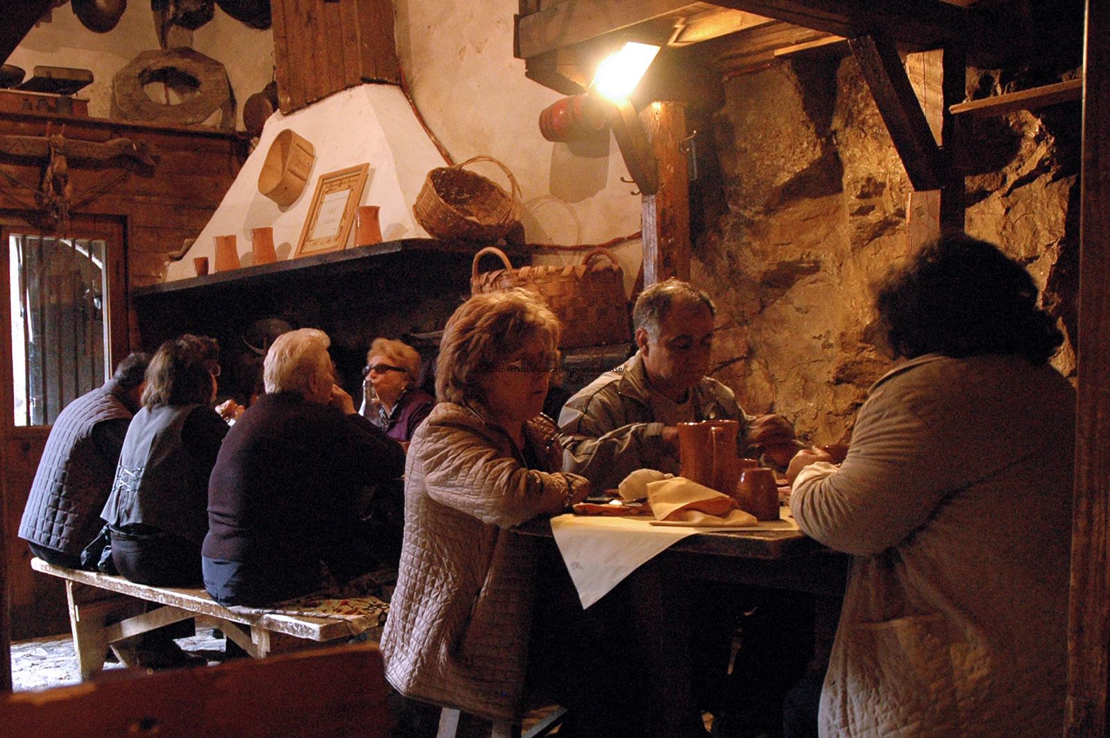 Fumone, Taverna medievale