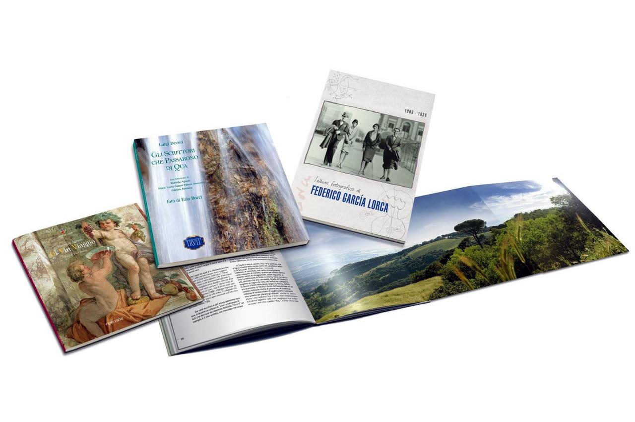 brochure e pieghevoli - organizzazione congressi ed eventi