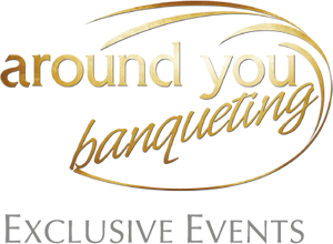 Logo Around You Banqueting