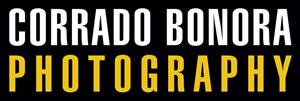 Logo Corrado Bonora, fotografo