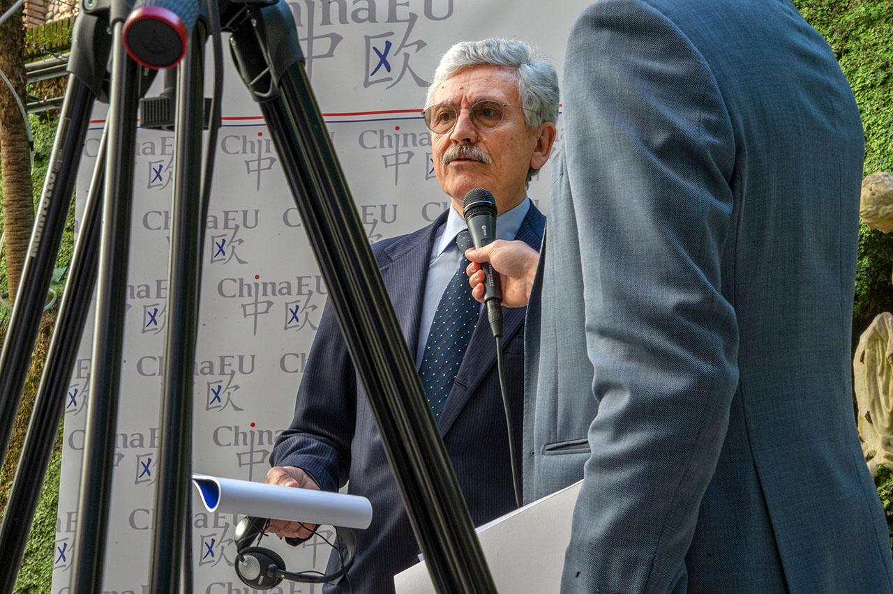 Intervista a Massimo D'Alema - organizzazione eventi e congressi