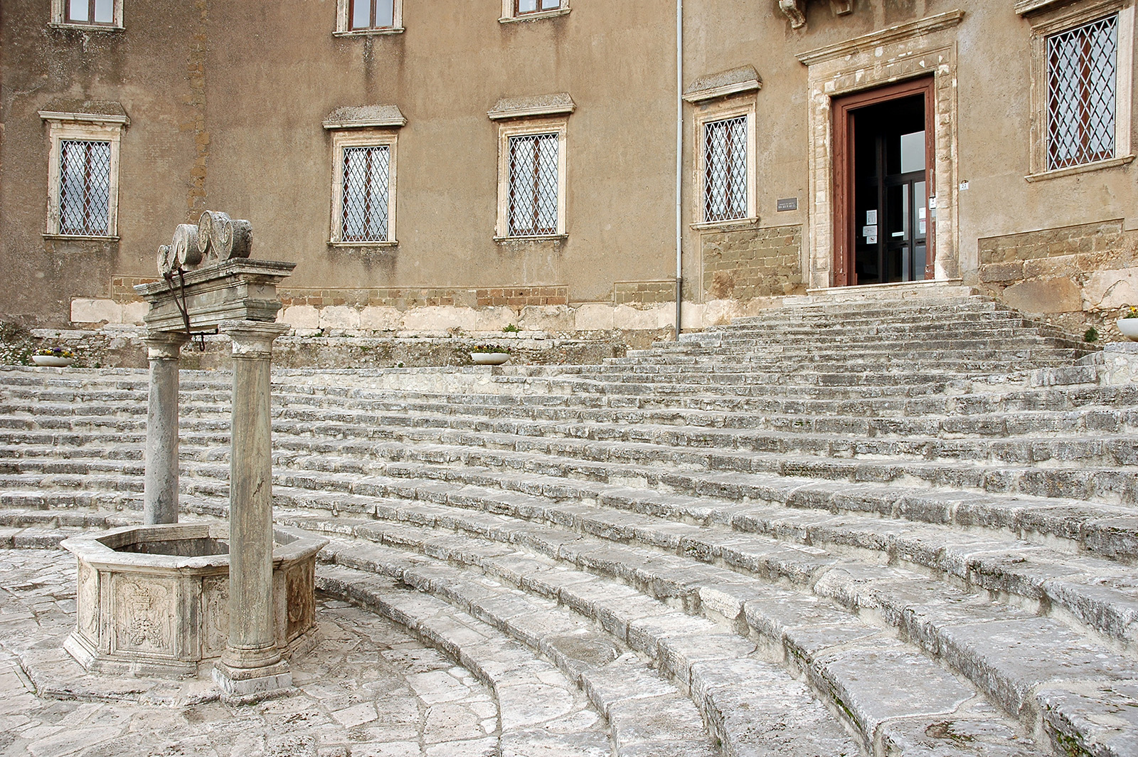 Palestrina, Palazzo Barberini
