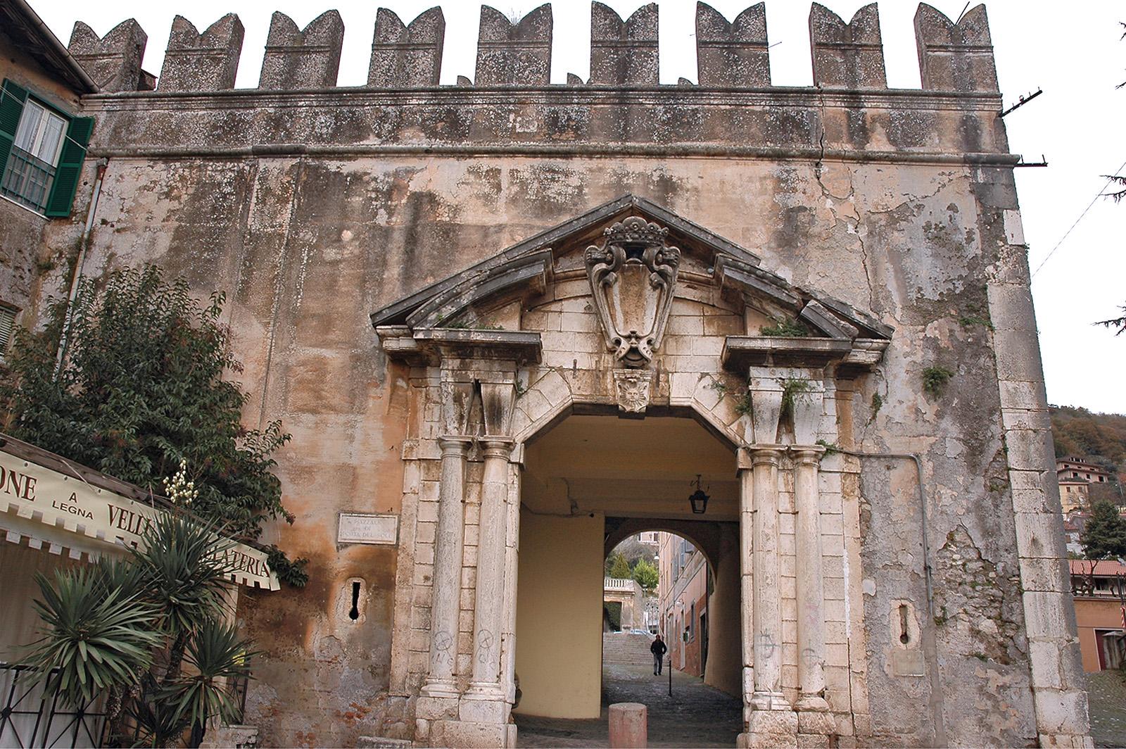 Palestrina, Porta del Sole