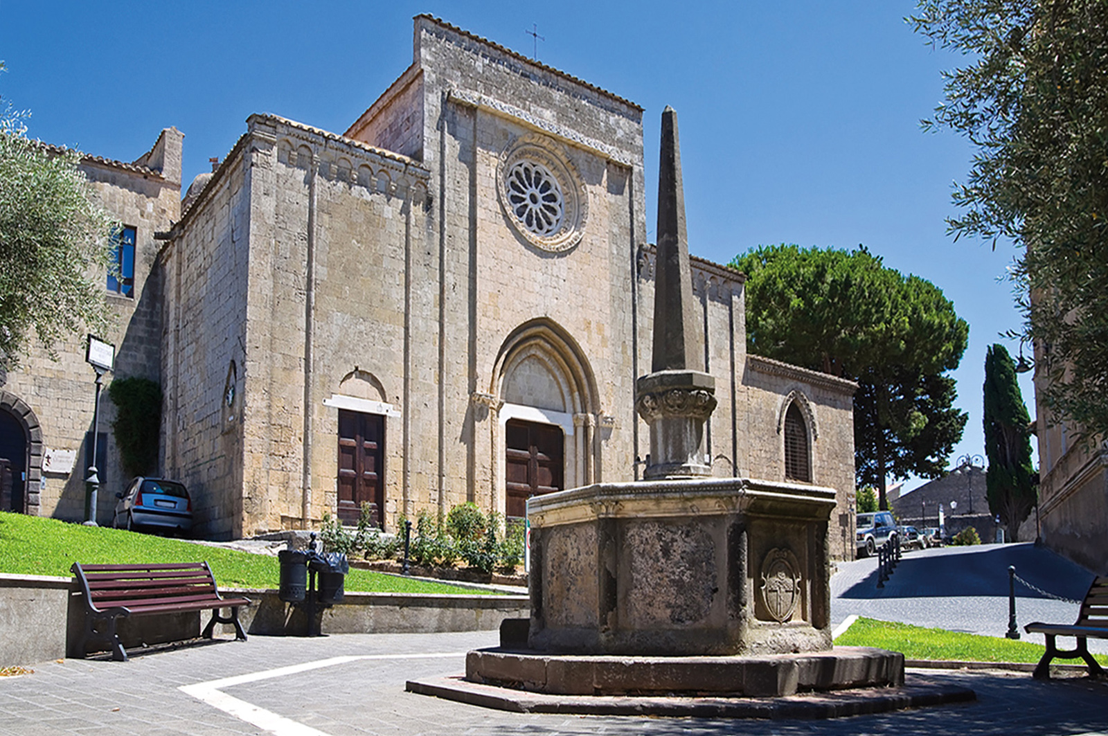 Tarquinia, Chiesa di San Francesco
