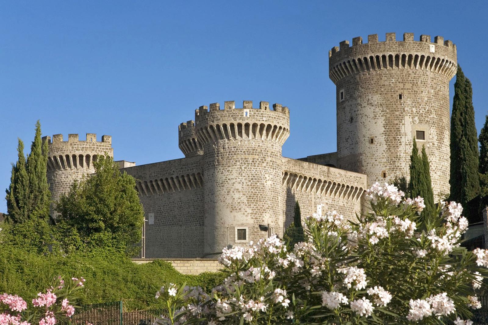 Tivoli, Rocca Pia