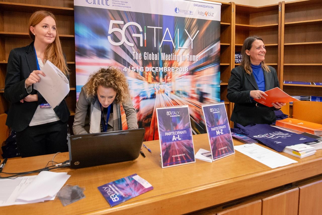 Rollup evento 5G Italy - ilNetwork