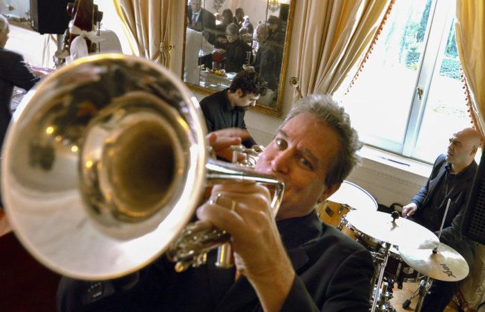 Live music, jazz band